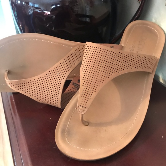 Coconuts by Matisse Shoes - Tan sandal, 8M